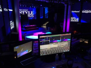 2016 Style Awards (Hair Show, 5 camera shoot)